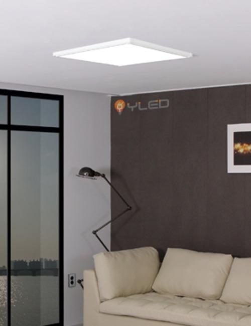 LED방등 와이슬림면조명 540x540 40W